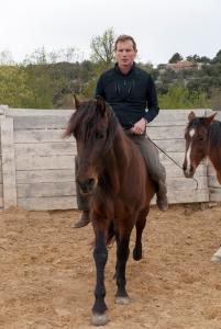 Bruno Marchal équitation éthologie Montpellier